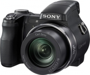 "Sony DSC-H50 black, 9.1Mpix, 15x opt/30x dig zoom, 3"" LCD, MS Duo/Pro Duo, USB 2.0 фотоаппараты, самая низкая цена, описание и хараткеристики фотоаппараты Sony DSC-H50 black, 9.1Mpix, 15x opt/30x dig zoom, 3"" LCD, MS Duo/Pro Duo, USB 2.0"