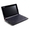 "ноутбук Acer LU.S410B.051 AOA150 Intel Atom N270(1.6GHz), 8.9"" LED WSVGA ACB, 160Gb, 1Gb, WiFi, Cam, 3cell (3.0h) + 6cell (5.5h) battery, XPHome, Black"