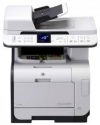 мфу HP CC436A#ACB Color LaserJet CM2320nf MFP (p/s/c/f,A4,600dpi,20(20)ppm,160Mb,2 trays 50+250,ADF 50 sheets,LCD,USB/LAN,replace Q3948A)