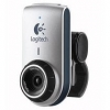 Web-камеры  LOGITECH QuickCam Deluxe web-camera for Notebooks rtl (960-000044)