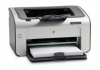 принтер HP CB411A#B19 LaserJet P1006 (A4, 1200dpi, 16ppm, 8Mb, 2 tray 150+10, USB, Cartridge 700pages in box, replace Q5911A)
