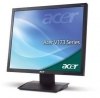 "монитор Acer ET.BV3RE.B11 17"" V173Bbm , 1280x1024, 5ms, 250cd/m2, 7000:1, 160°/160°, w/Spk, ТСО-03, Black"
