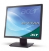 "монитор Acer ET.BV3RE.B13 17"" V173Bbm , 1280x1024, 5ms, 250cd/m2, 7000:1, 160°/160°, w/Spk, ТСО-03, Black"